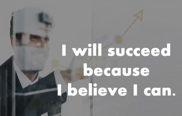 Trust Yourself, I Believe Insta Caption Image